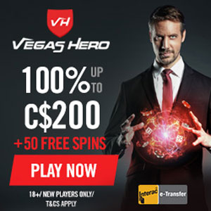 Vegas Hero New Online Casino