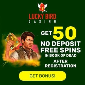 luckbird casino free spins no deposit